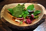 Fermented Anchovies, Lettuces, Leafs, Crudites