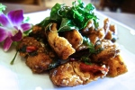 Thai Basil Spicy Tilapia