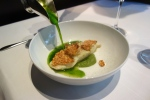 SEARED BLACKfish%0ALettuce Puree, Herbal-Lime Vinaigrette