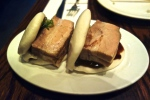 Steamed Buns - pork belly, hoisin, cucumber, scalion